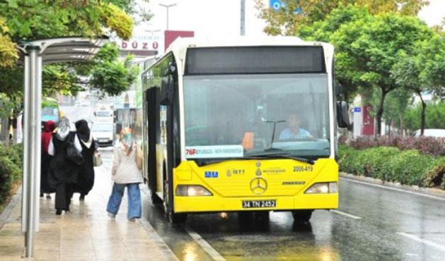 İETT Fatih Üniversitesi'ne giden otobüsleri iptal etti