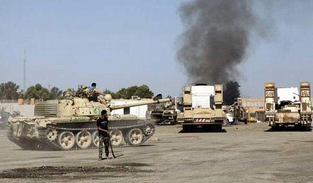 Bingazi'de çatışmalar: En az 22 ölü