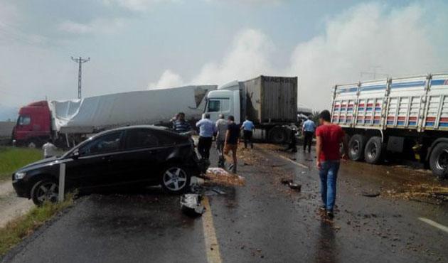 Bayram tatilinde trafik kazalarında 28 kişi öldü