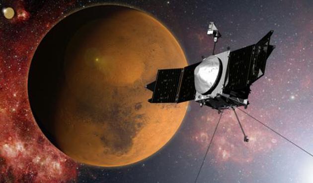 BAE, Mars'a insansız araç gönderecek