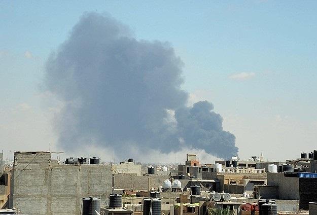 Libya'da hava saldırısı: 4 ölü