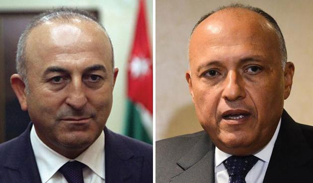 Türkiye ve Mısır Dışişleri Bakanları buluşuyor