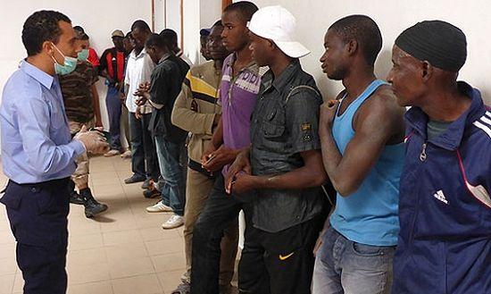 Afrika'dan kaçan insanlar