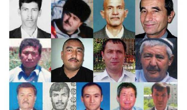 Özbekistan'da siyasi tutuklulara işkence   VİDEO