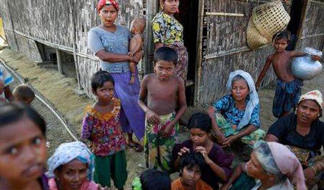 Myanmar, Müslümanları ya eritecek ya hapsedecek