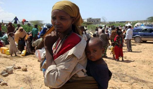 Somali'de kıtlık alarmı