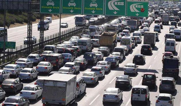 İstanbul'da trafik cezası rekoru kırıldı