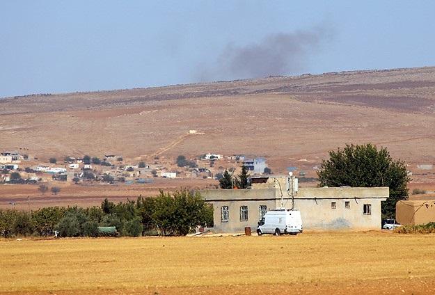 Kobani bölgesinde çatışmalar şiddetlendi