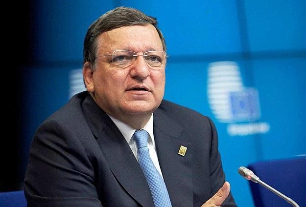 Barroso: Türkiye'nin desteği çok etkileyici