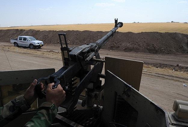 Enbar'da 33 IŞİD militanı öldürüldü