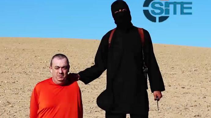 IŞİD'in son infazına ABD ve İngiltere'den kınama