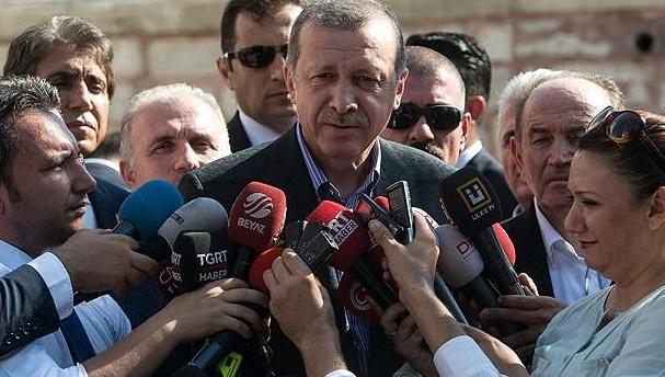 Erdoğan'dan sert tepki: Biden benim için tarih olur