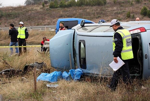 Bayramda trafik kazaları bilançosu ağır oldu
