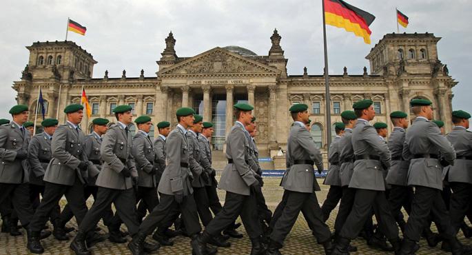 Alman asker ayrılıkçılara yardım için Ukrayna'ya kaçtı