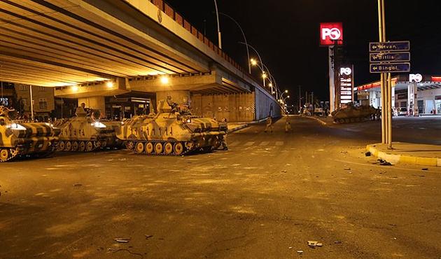 Diyarbakır'daki sokağa çıkma yasağı uzatıldı