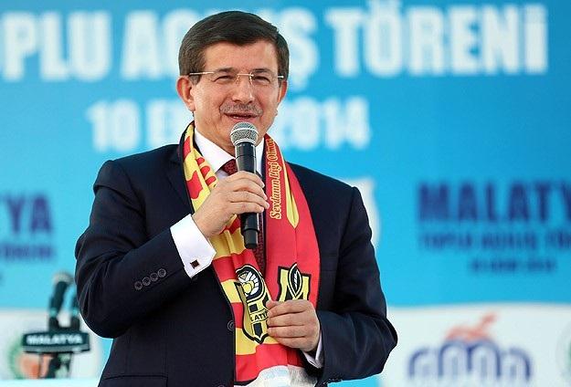Davutoğlu'dan Çözüm Süreci'ne devam sinyali