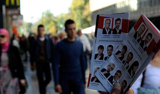 Bosna'da kesin sonuç: İzzetbegoviç kazandı