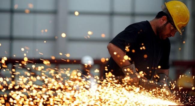 Sanayi üretimi Mayıs ayında yüzde 2.4 arttı