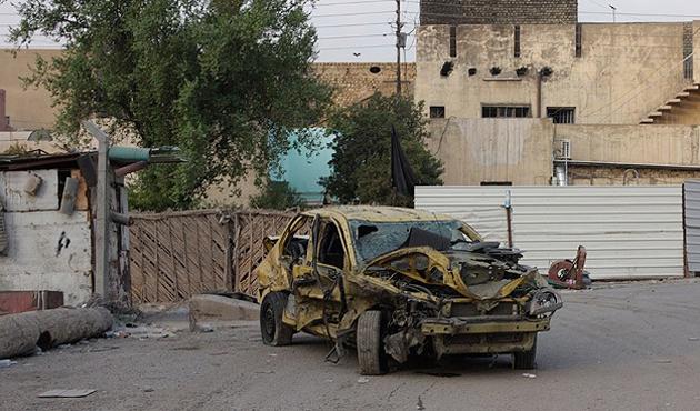 Bağdat'ta üç saldırıda 41 kişi öldü