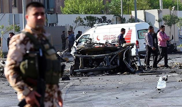 Irak'ta Enbar emniyet müdürü öldürüldü
