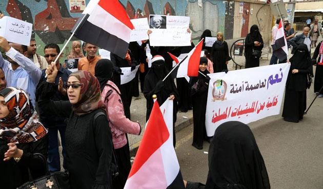 Yemen'de yeni hükümet için ilk adımlar atıldı