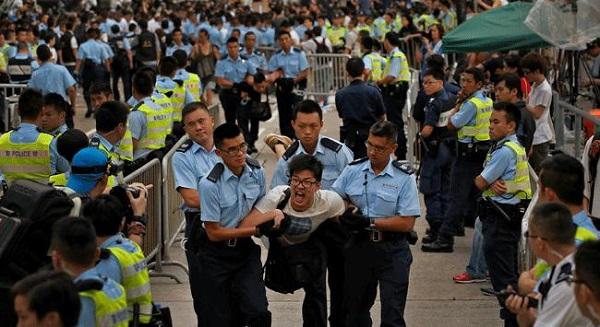 Çin'den 'Hong Kong' çağrısı!