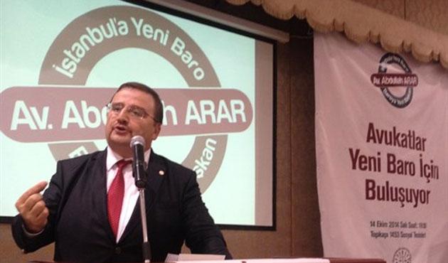 İstanbul Barosu'nda bu hafta sonu seçim var