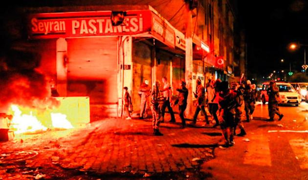 Bursa'da gösterilerde 13 gözaltı