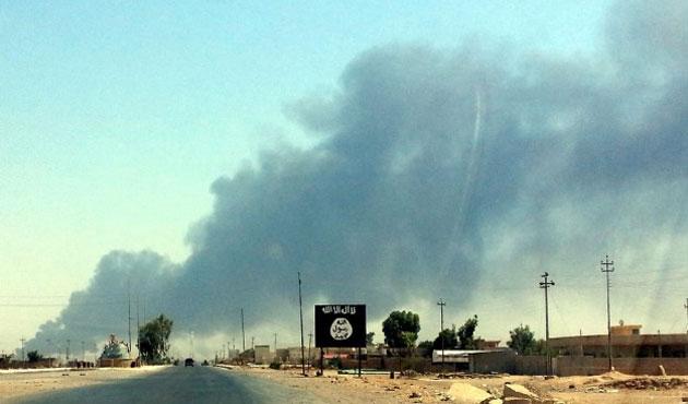 Enbar'da bir bölge IŞİD'den alındı