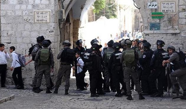 Yahudi başkandan Mescidi Aksa'da provakasyon