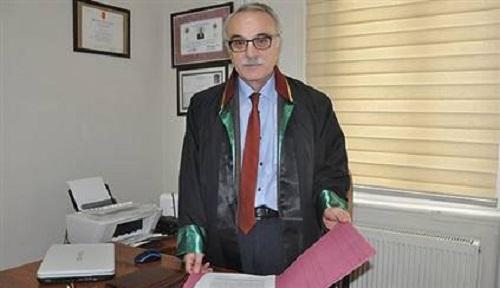 64 yaşında avukat oldu
