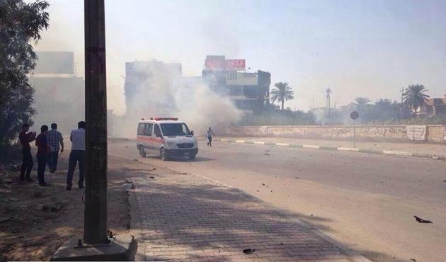 Irak'ta intihar saldırısı: 9 ölü, 35 yaralı