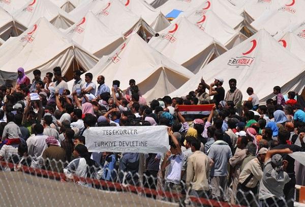 Suriyeli mülteci sayısı 5 milyonu geçti
