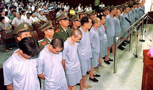 Çin 2013'te 2 bin 400 kişiyi idam etti