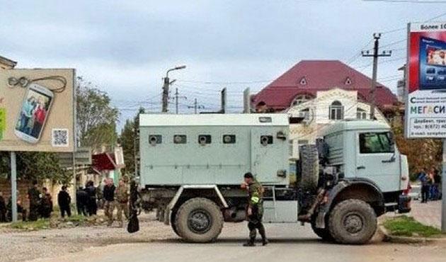 Dağıstan'da çatışmalarda üç ölü