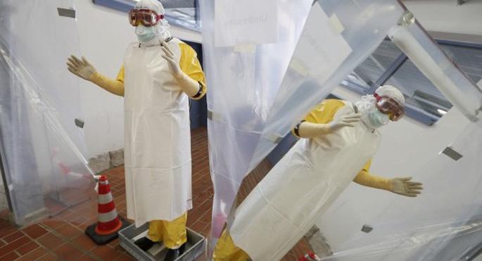 DSÖ: Ebola 17 binden fazla kişiye bulaştı