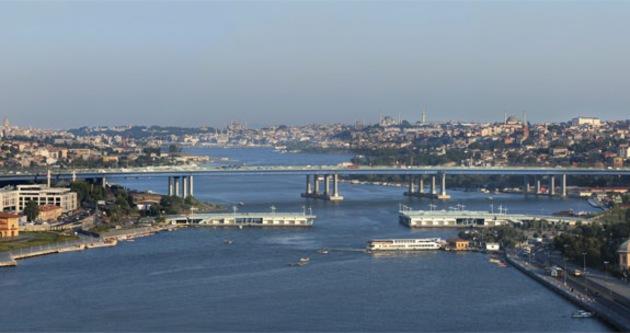 Eski Galata Köprüsü kayboldu