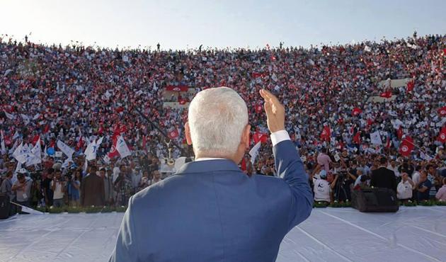 Tunus yarın yeni iktidarı belirleyecek