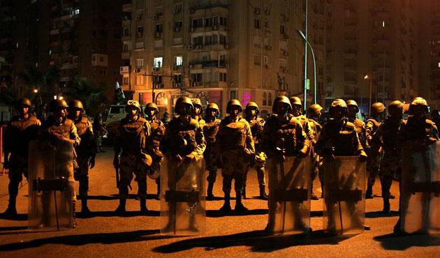 Almanya'dan Mısır cuntasına istihbarat yardımı