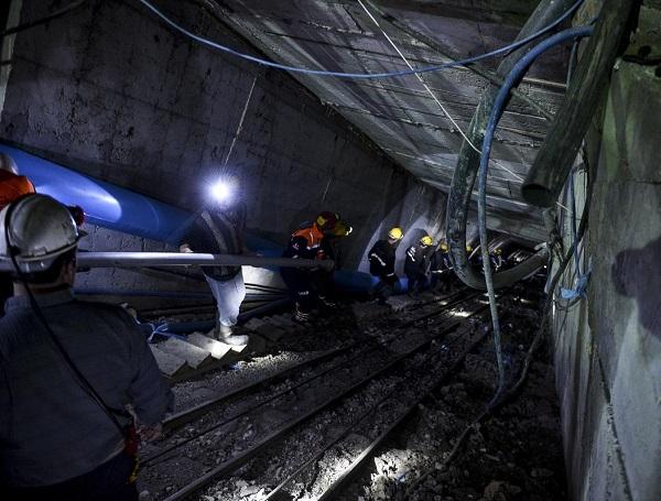 Karaman'daki maden ocağı 15 gün önce açıldı