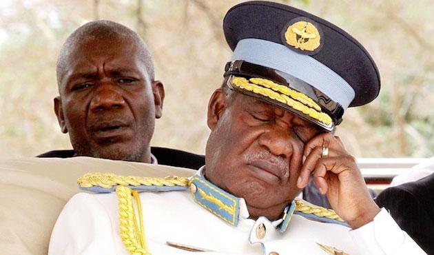 Zambiya cumhurbaşkanı Londra'da öldü