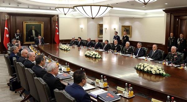 'Türk Akımı' MGK gündemine geliyor