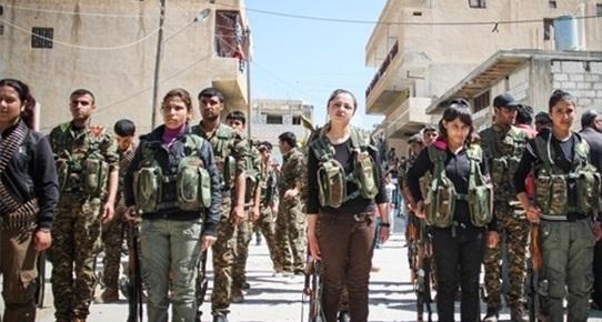 Mahkemeden YPG'ye ilk hapis kararı