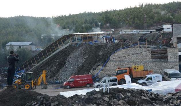 Ermenek'teki maden faciası 5'inci gününde