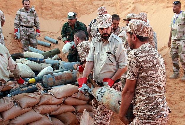 Libya'da şiddet: 13 ölü