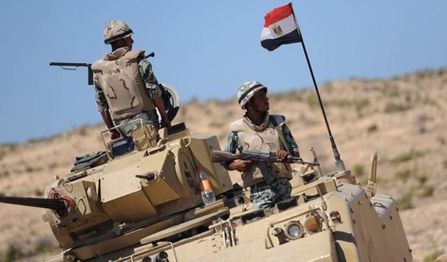 Mısır'da silahlı saldırılar: 5 ölü