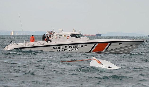 Boğazdaki tekne faciasında bir tutuklama