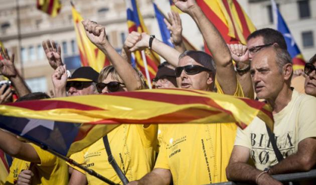 Katalonya'dan İspanya'ya rest!