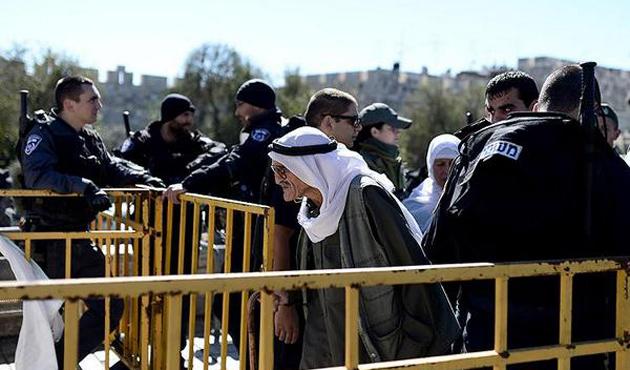 İsrail'deki Araplar genel greve gidiyor