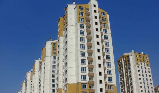 Türkiye'de konut fiyatları yıllık yüzde 18.96 arttı
